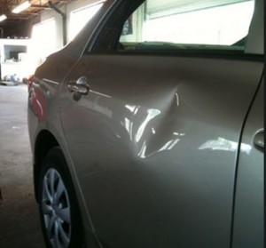 Pineville Mobile Dent Removal