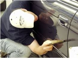 Paintless Dent Removal Mount Holly